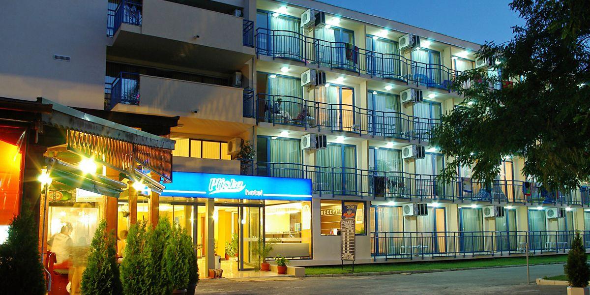 Bułgaria, Słoneczny Brzeg, Hotel Pliska