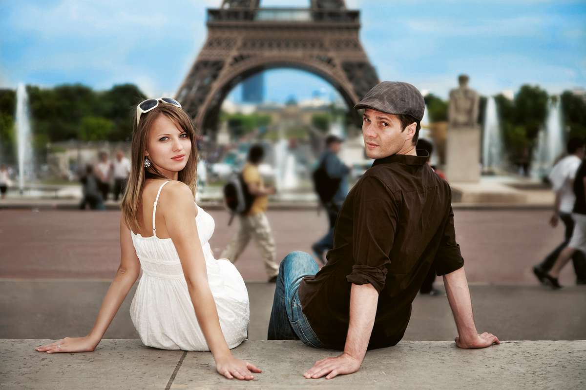 Paris, Paris! Klasyczny program zwiedzania Paryża!