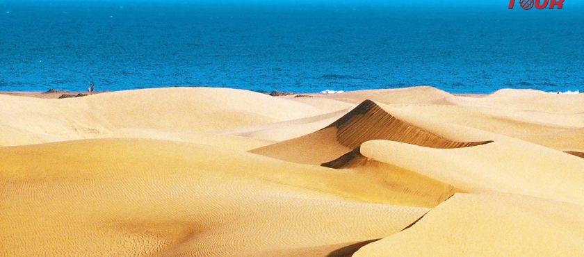 360 km wspaniałych piaszczystych plaż- Gran Canaria!