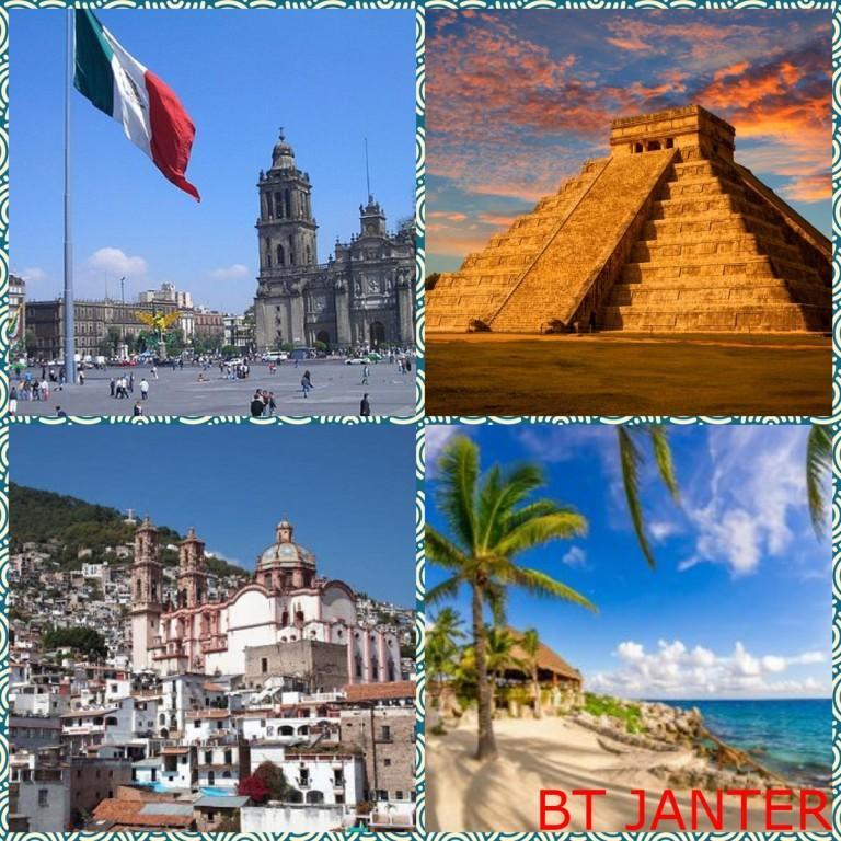 Królestwo Azteków, Piramid i przepięknych plaż. Wycieczka do MEKSYKU – 11 dni