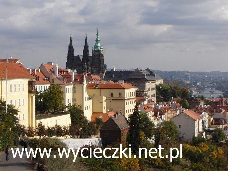 Geotour poleca wycieczkę 3 dniową do Pragi