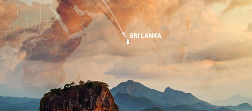 Pod Niebem Sri Lanki – Podróżuj z Nami
