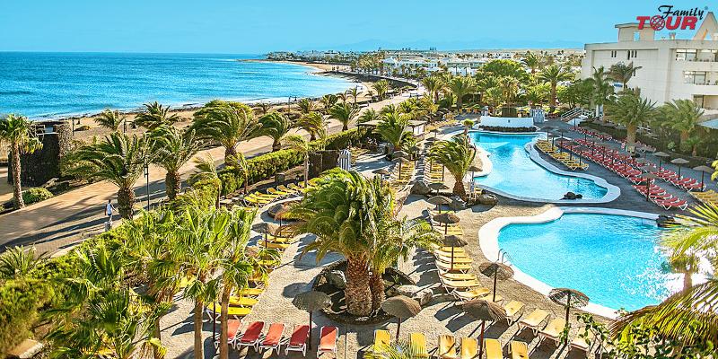 Niezwykła – Lanzarote wyspa jak z księżyca! Wakacje last minute!