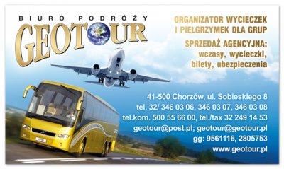 Pielgrzymki dla grup parafialnych organizuje od 25 lat Biuro Podróży Geotour