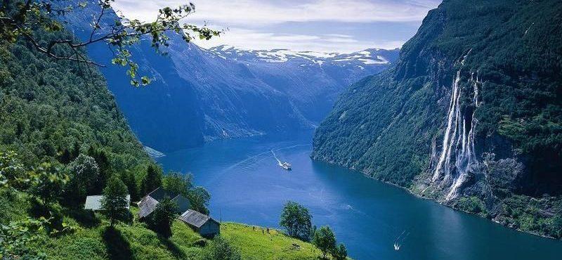 Wycieczka do Norwegii – Śladami Wikingów – poleca Geotour – tel 500556600
