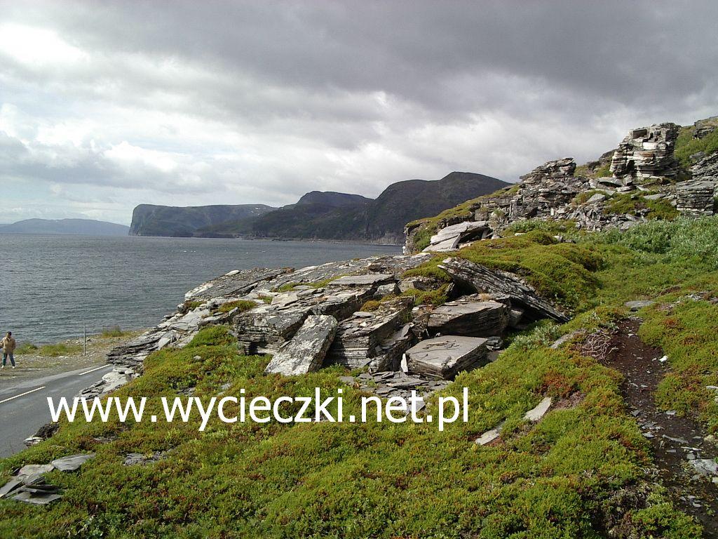 Przylądek Północny – wycieczka objazdowa – oferuje Biuro Podróży Geotour z Chorzowa