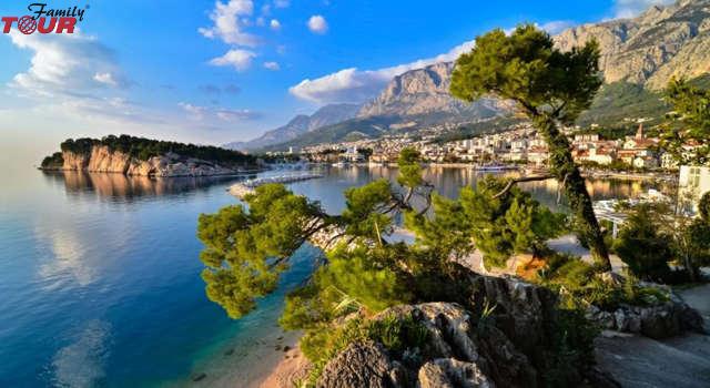 Mały kraj na wielkie wakacje! Chorwacja – Makarska!