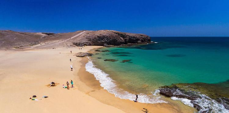 Lanzarote wyspa jak z księżyca! Wakacje all inclusive!