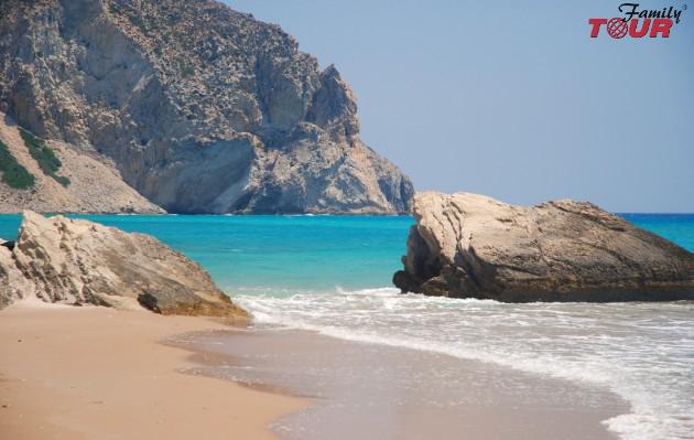 Mała wyspa z wielkim sercem, czyli wyspa szczęśliwa- KOS!