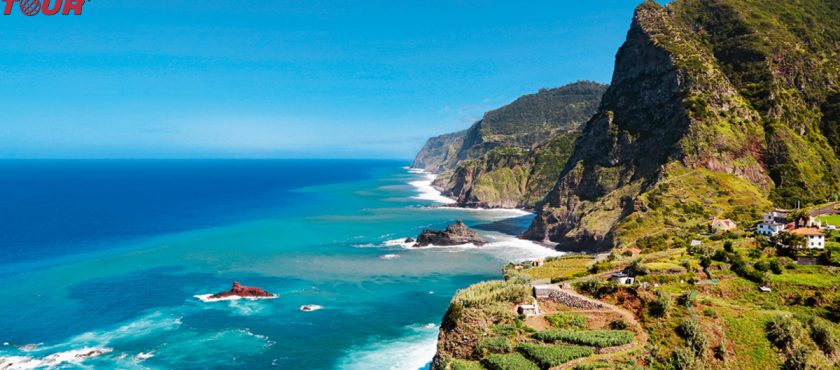 Wyspa wiecznej wiosny- słoneczna Madera!