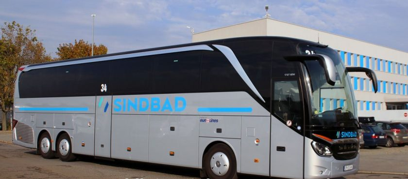 Bilety Autobusowe Sindbad zarezerwujesz w biurze Geotour