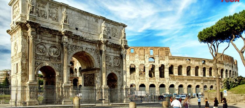 Wielkanocne Śniadanie w Rzymie – wycieczka objazdowa!