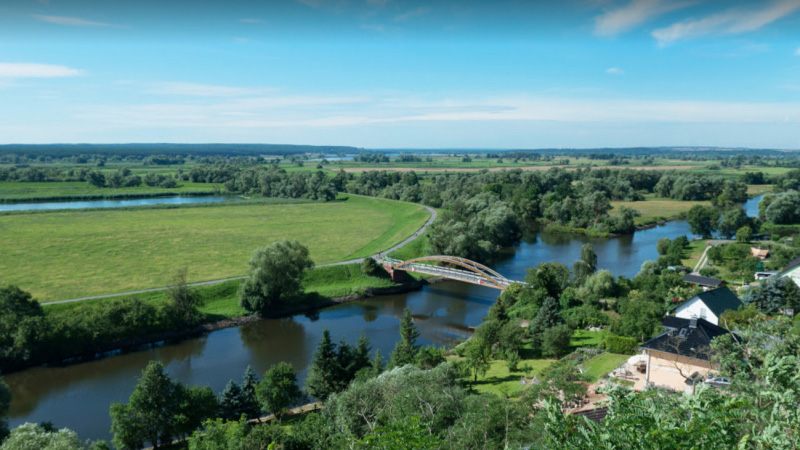 Brandenburgia i Dolina Dolnej Odry – wycieczka rowerowa