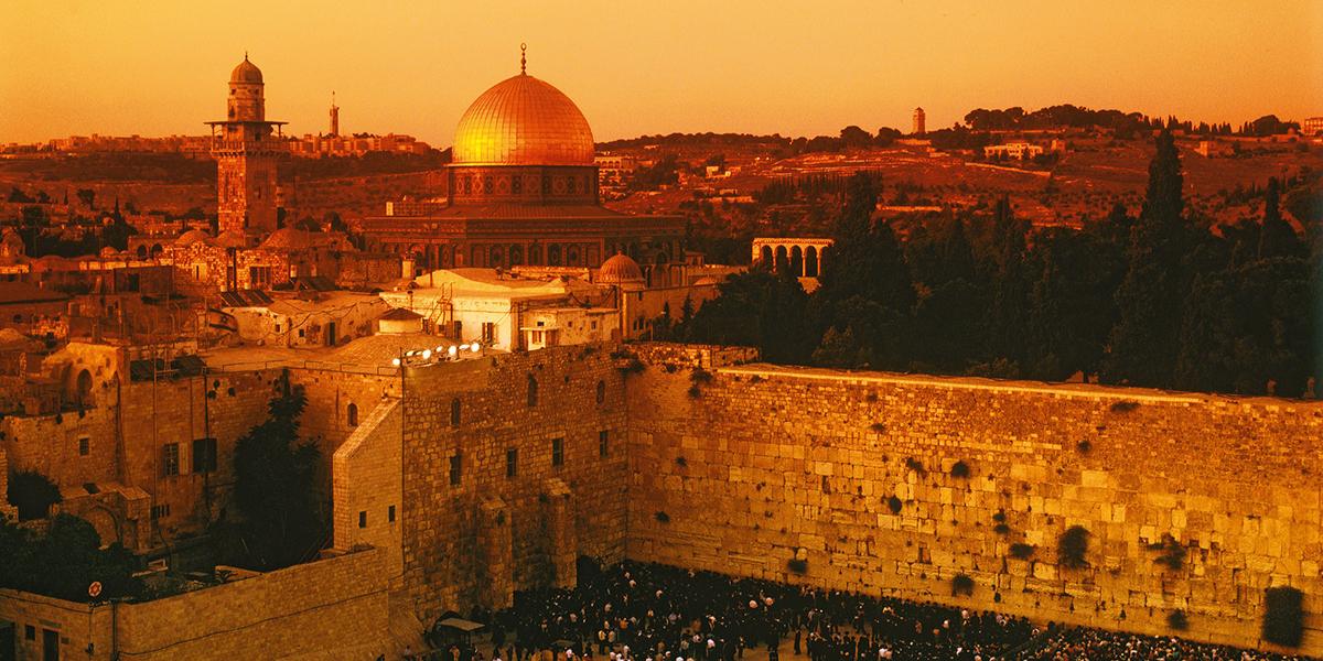 Podróż w czasie i przestrzeni- wycieczka do Izraela!