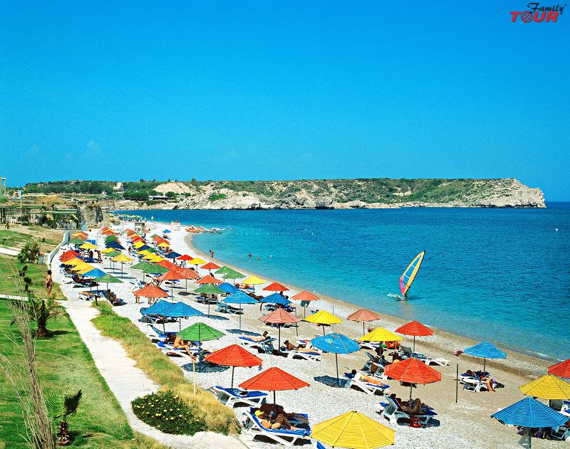 Wyspa Słońca Rodos zaprasza na wakacje!