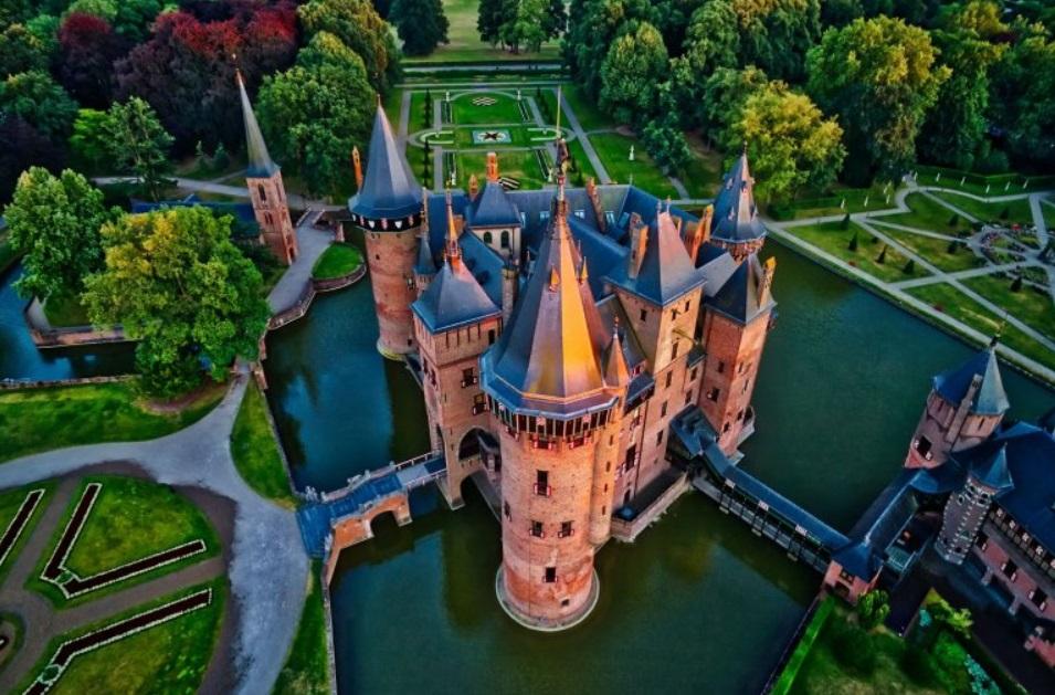 Wycieczka do Holandii i Belgii 2019