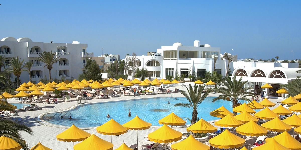 Wakacje! Djerba- kraina słońca i fantastycznych plaż!