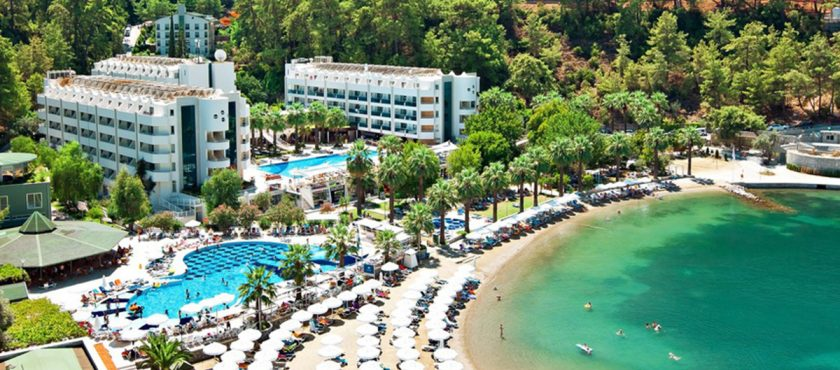 Bajkowe wakacje! Turcja Marmaris Turunc 5* ultra all inclusive !