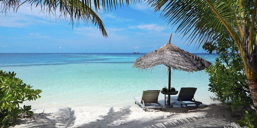 Malediwy-bezpośrednio z Warszawy na rajskie plaże!