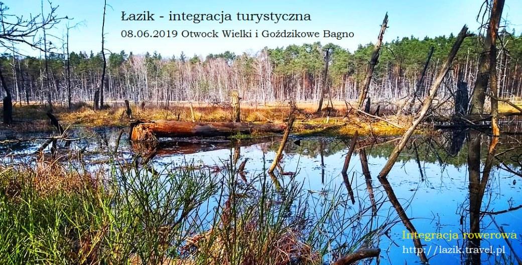 Mazowiecki park Krajobrazowy: Otwock Wielki i Celestynowskie Bagna – wycieczka rowerowa z Warszawy