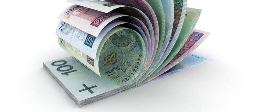 Pomoc finansowa prywatna