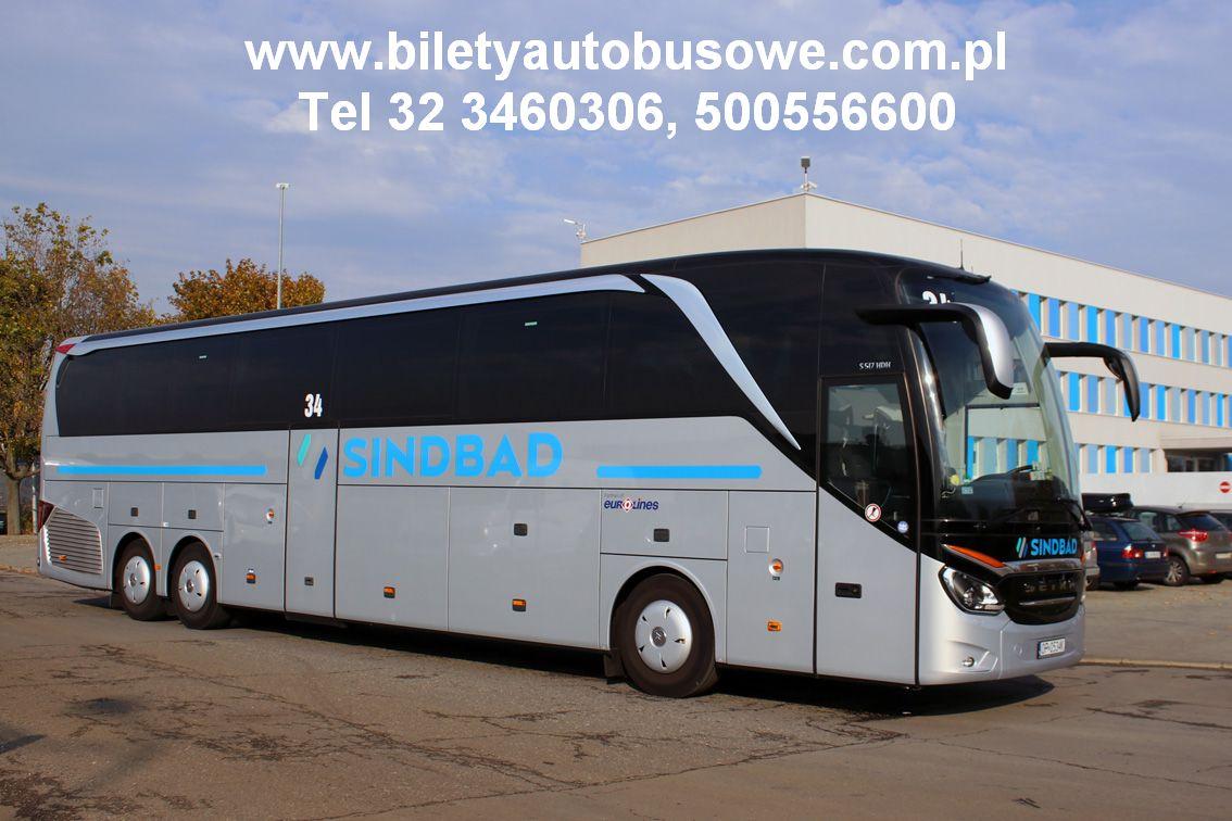 Tanie Bilety Autokarowe oferuje Geotour Chorzów