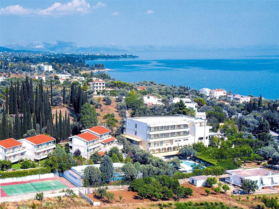 Słoneczne wakacje -Evia-cała Grecja na jednej wyspie!