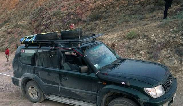 Wyprawa Gruzja, Armenia, Azerbejdżan – auto 4×4