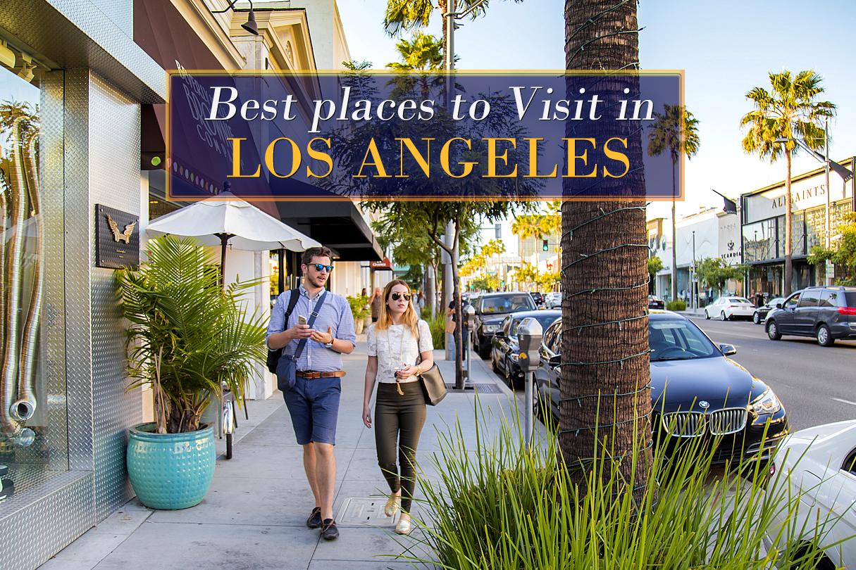 Los Angeles i okolice – polski przewodnik po mieście aniołów zaprasza do słonecznej Kalifornii