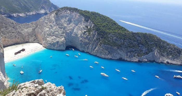 Lato 2020! Zakynthos- wyspa kolorów, smaków i żółwi!