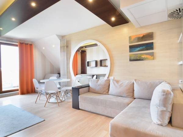 Apartament Władysławowo, 2 pok. widok na morze, Maloves SPA