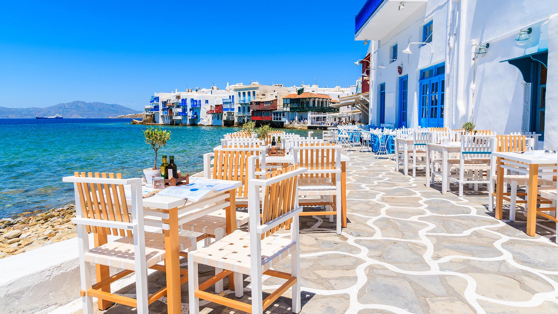 Najbardziej urokliwa wyspa greckich Cyklad- Mykonos!