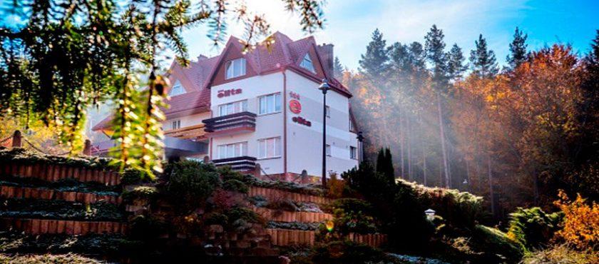 Rodzinny pobyt świąteczny w Hotelu Elita***
