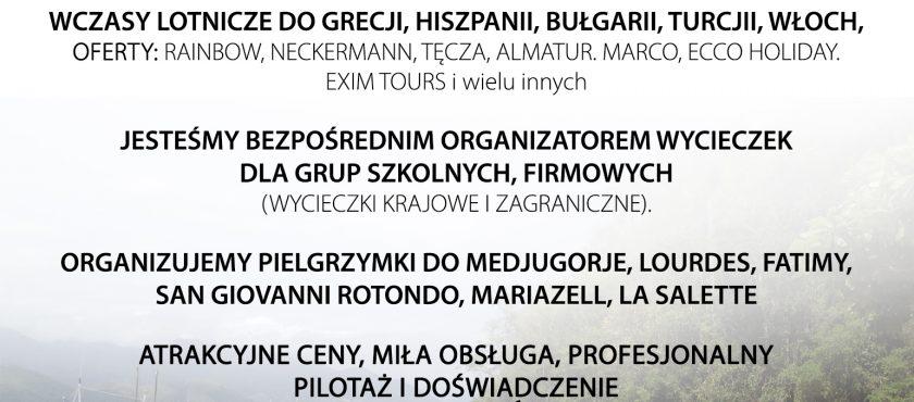 Geotour Organizator wycieczek objazdowych od 1994 roku
