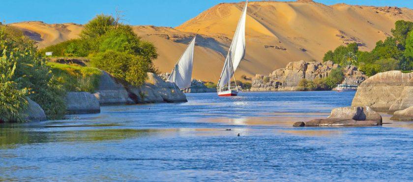 Top oferta! 2w1 Rejs po Nilu + wypoczynek w Marsa Alam!