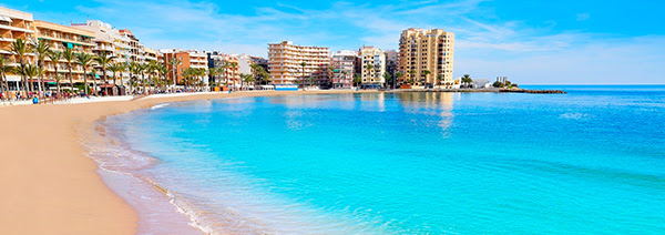 Costa Blanca – Apartament dla dwojga.