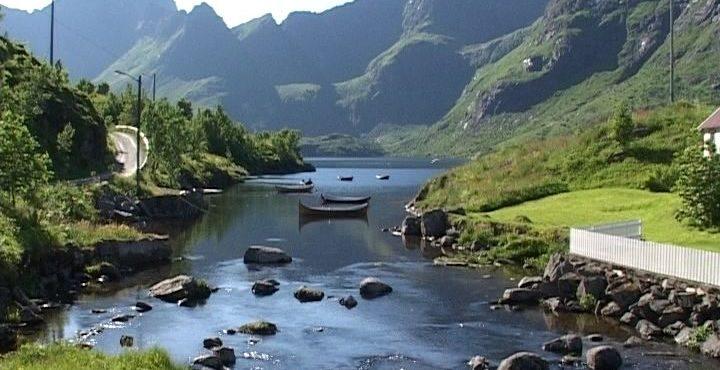Wycieczki do Norwegii organizuje Biuro Podróży Geotour