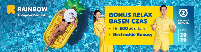 Lato 2020 Rainbowtours Chorzów – przedłużamy promocję i beztroskie bonusy :)