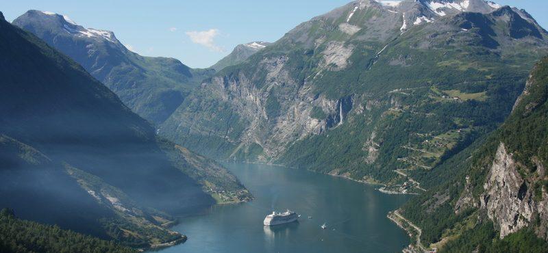 Tajemnicze fiordy Norwegii – rejs jachtem 22-29.08.2020