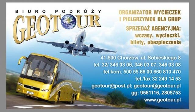 Sindbad Chorzów – tel 660810470 lub 500556600
