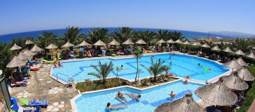 Greckie wakacje! Kreta- wyspa idealna dla fanów rozrywki i wypoczynku!