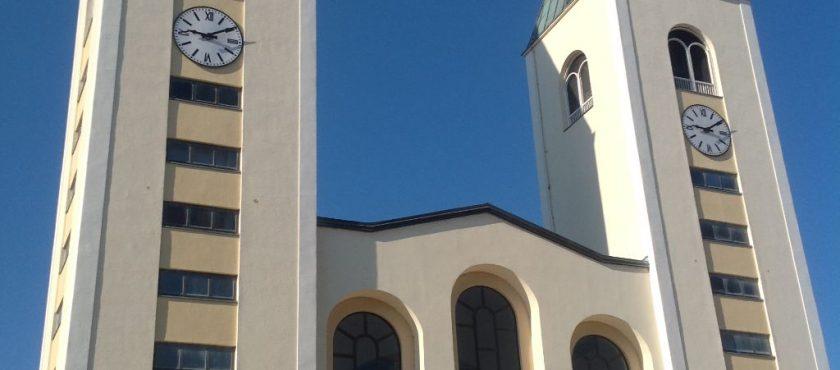 Geotour organizuje pielgrzymki do Medjugorje – tel 500556600 , ponad 25 lat doświadczenia !