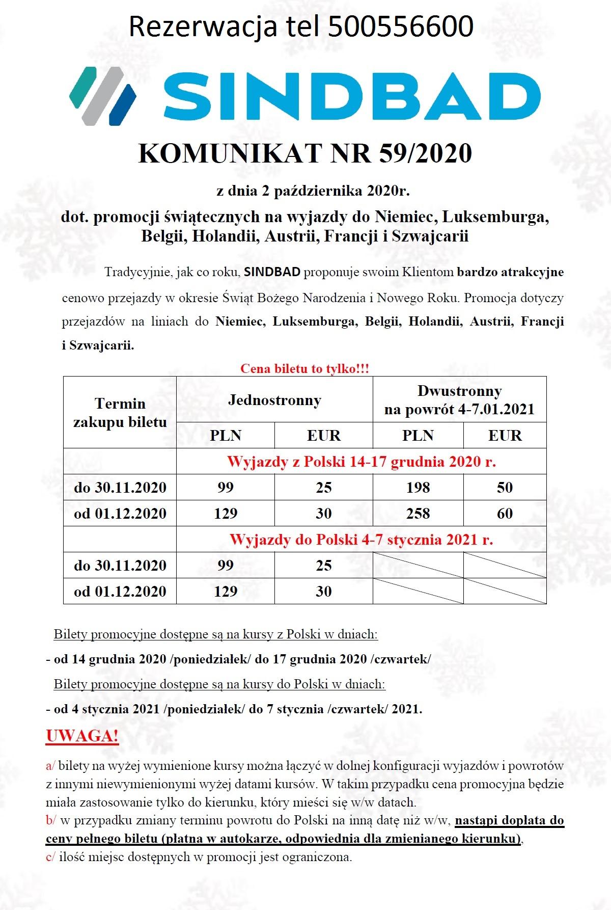 Geotour oferuje Bilety do Niemiec – już od 99 zł w Promocji