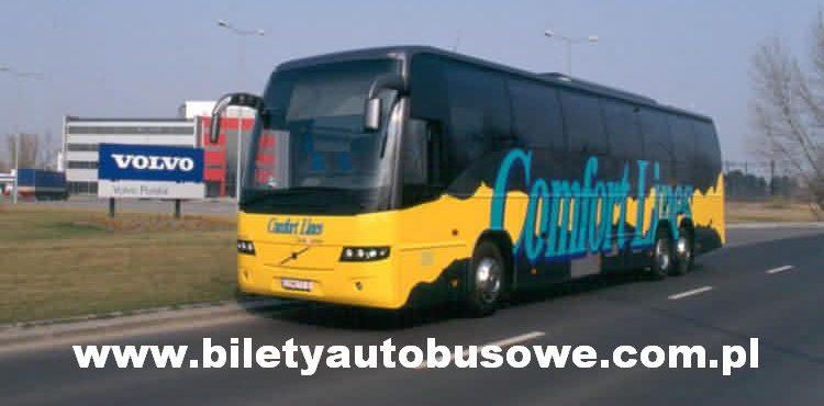 Bilety Autobusowe – Rezerwacja 500556600 oraz online www.biletyautobusowe.com.pl