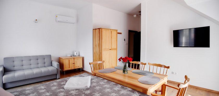 Wakacje w Ustroniu, nowe pokoje gościnne