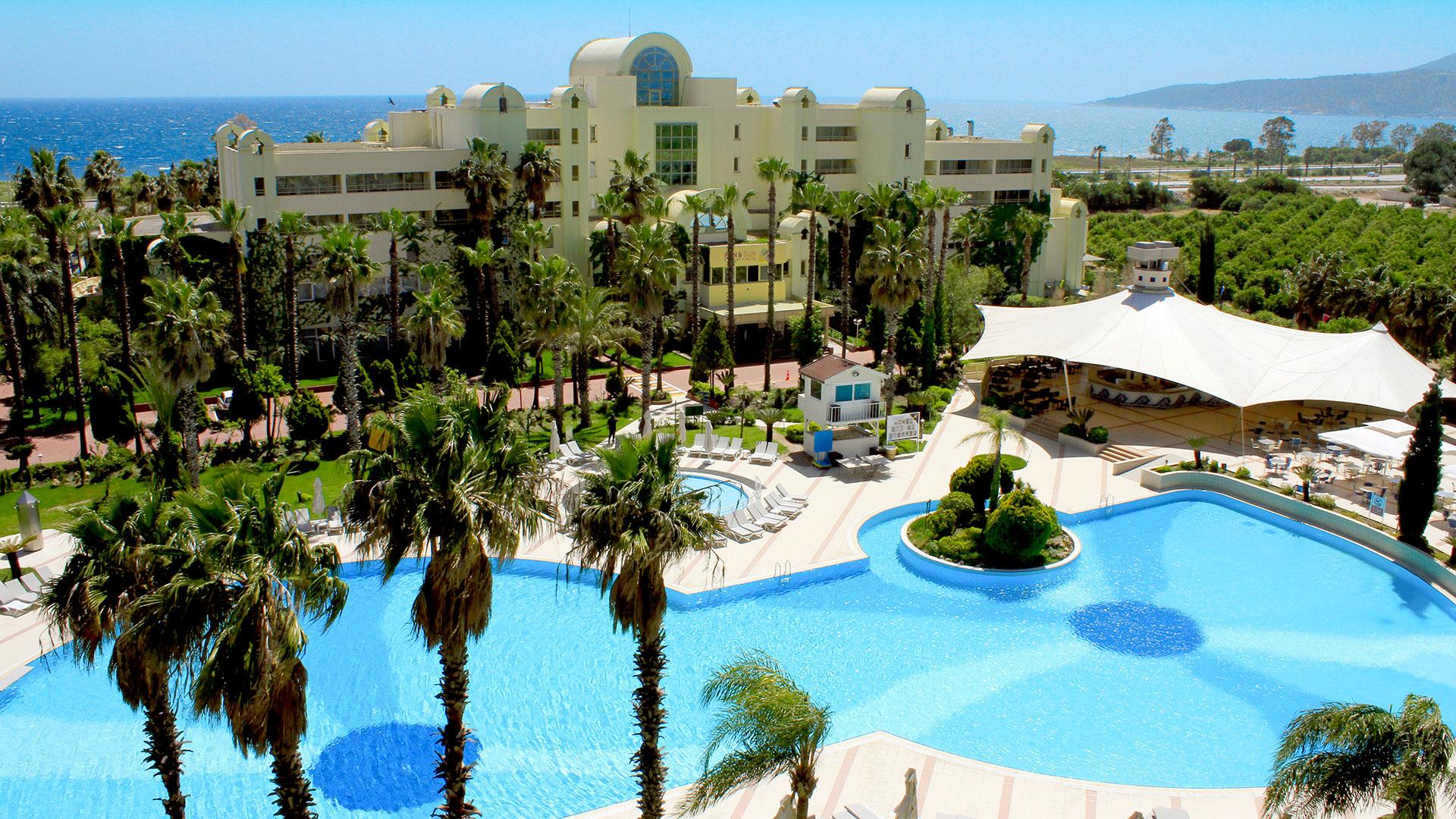 Słoneczna Riwiera Turecka zaprasza na wakacje Ultra All Inclusive!