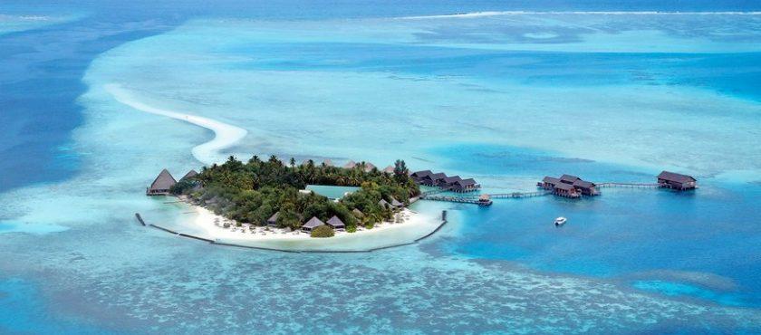 Wakacje nad Krystalicznym morzem na wyspie Malediwy
