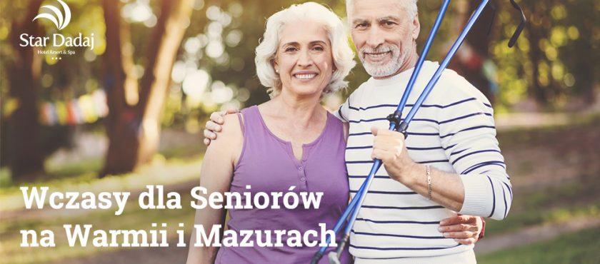 Wczasy dla Seniorów na Mazurach