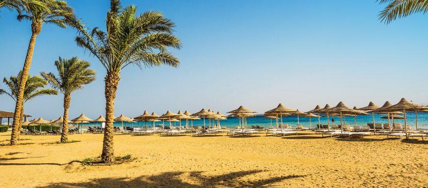 Złota plaża i ciepłe Morze Czerwone- wakacje w Egipcie!