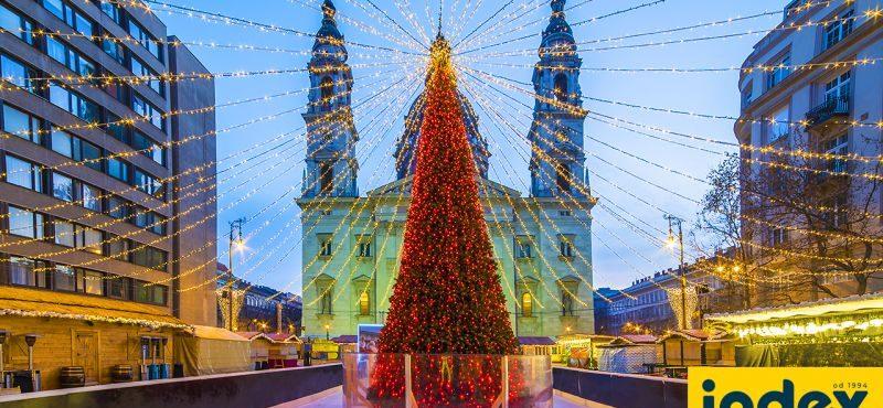 Jarmark Bożonarodzeniowy Budapeszt Express -tel 500556600
